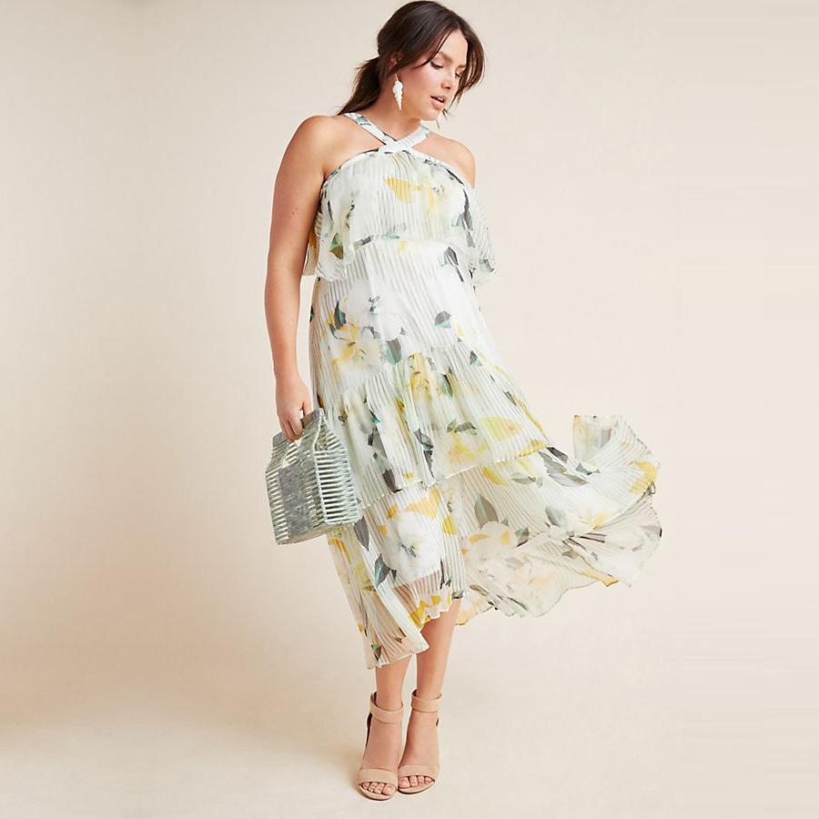 Anthropolgie , Garden Party Dress, $240