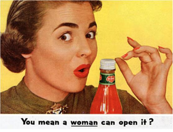 Alcoa Aluminum print ad //1953.