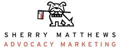 Ad 2- Sherry Matthews_logo.png