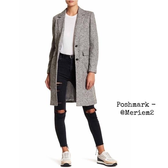 ONTWELFTH Wool Coat