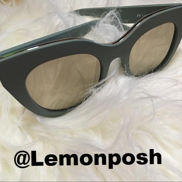 Le Specs AirHeart Sunglasses