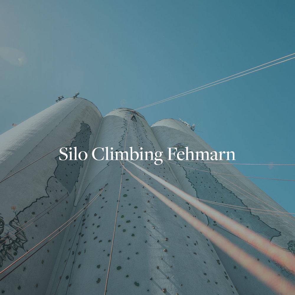 Webseitenerstellung, CI & Social Media Management für die Kletteranlage Silo Climbing