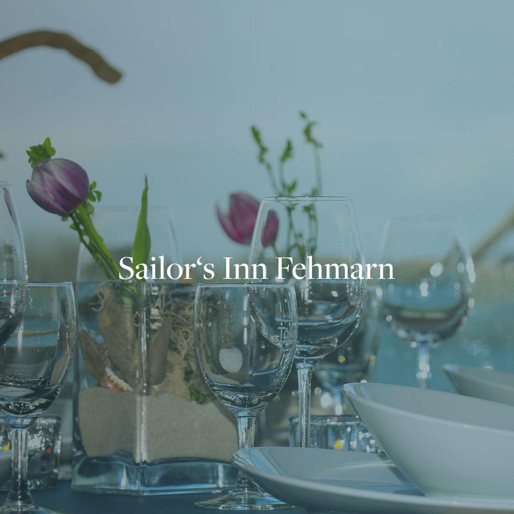 Webseitenerstellung & Beratung zum Online-Auftritt für das Hafenrestaurant Sailor's Inn