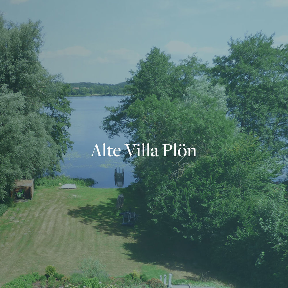 """Webseitenerstellung & SEO-Aktualisierung für das Ferienhaus """"Alte Villa Plön"""""""