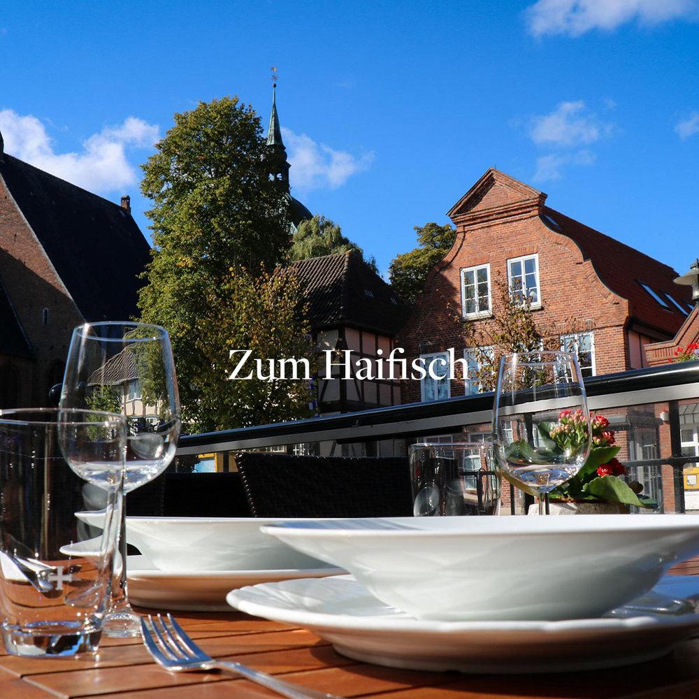 Webseitenerstellung, SEO, Photography & Beratung zum Online-Auftritt für das Restaurant Zum Haifisch
