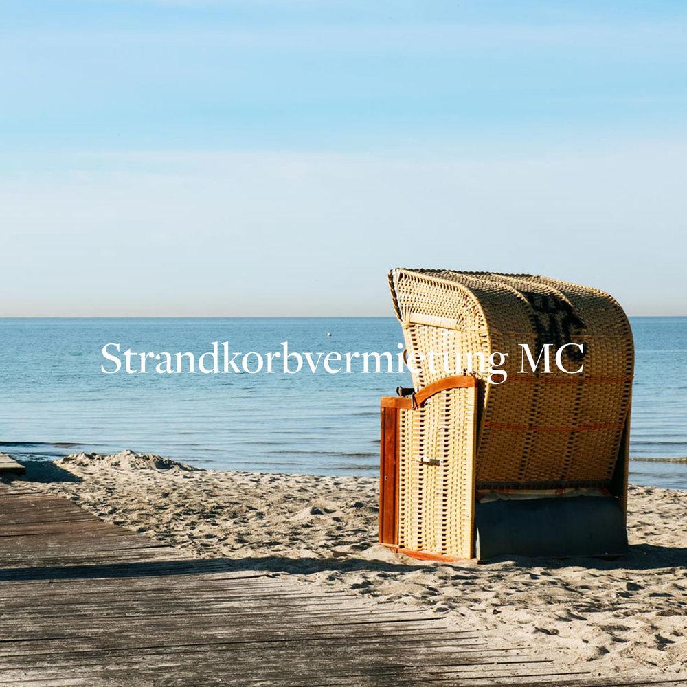 Webseitenerstellung, SEO & Photography für Strandkorbvermietung MC Fehmarn