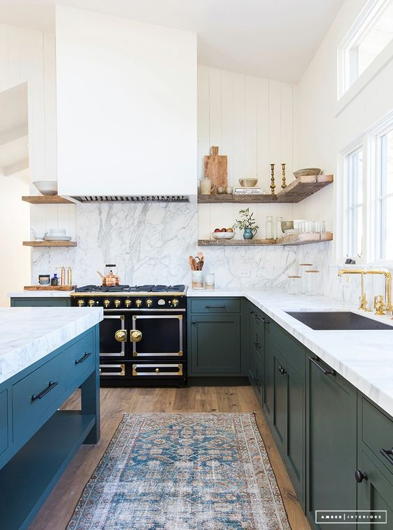 Kitchen by  Amber Interiors// Client Oh Hi Ojai
