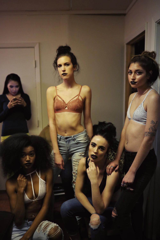 Willow Layne Lingerie Models