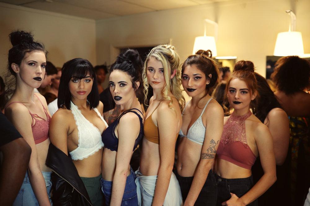 Models in Willow Layne Lingerie