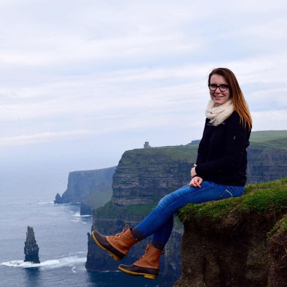 Emily Stakem - Emily is a member of the Class of 2018, majoring in English with a minor in Gender Studies. She has ridden on the Equestrian Team all four years., and in the Fall of 2016, Emily studied abroad at University College Cork in Cork, Ireland.