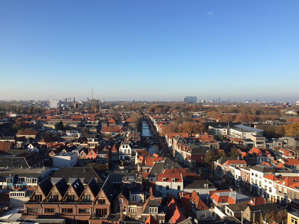 Leiden City; Photographed by Nina Black '20