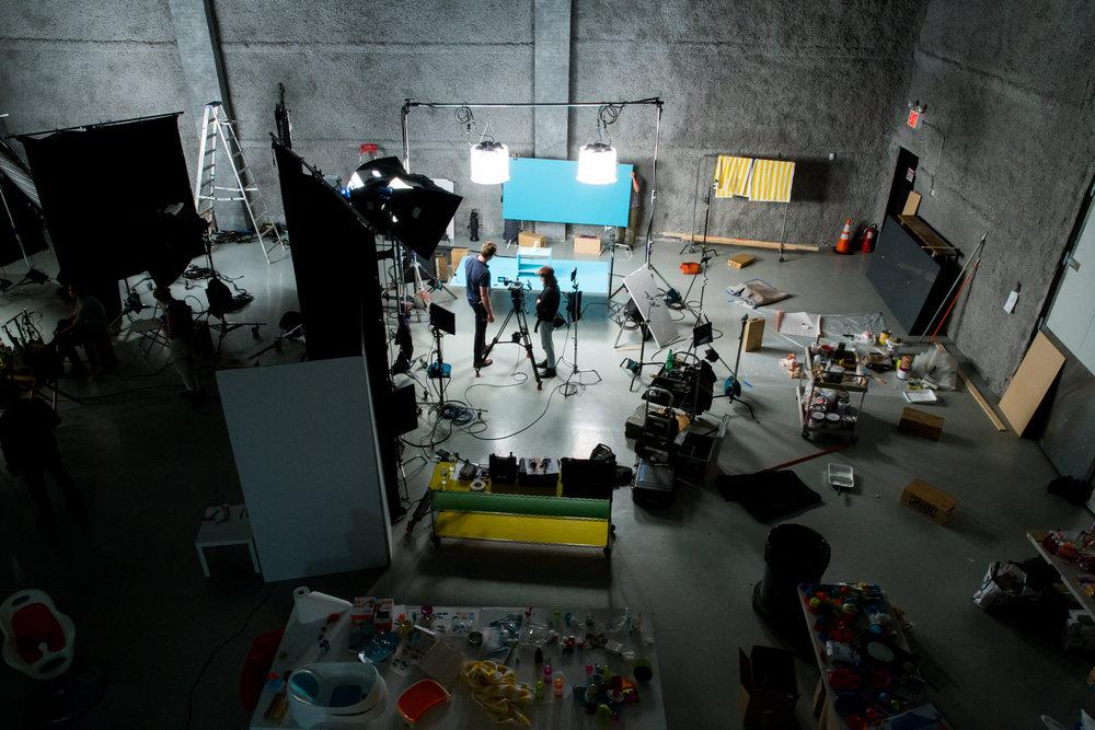 Brooklyn Studios: Boon, Inc Shoot