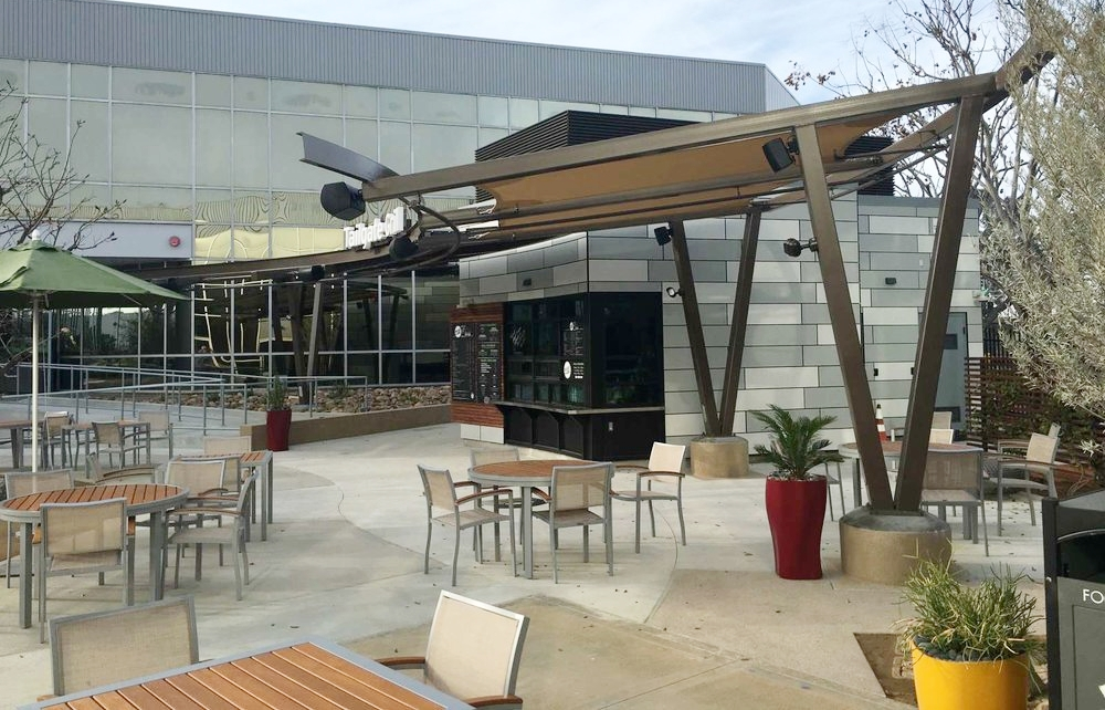 CUSTOM CANOPIES - Location : California | Manufacturer : CC