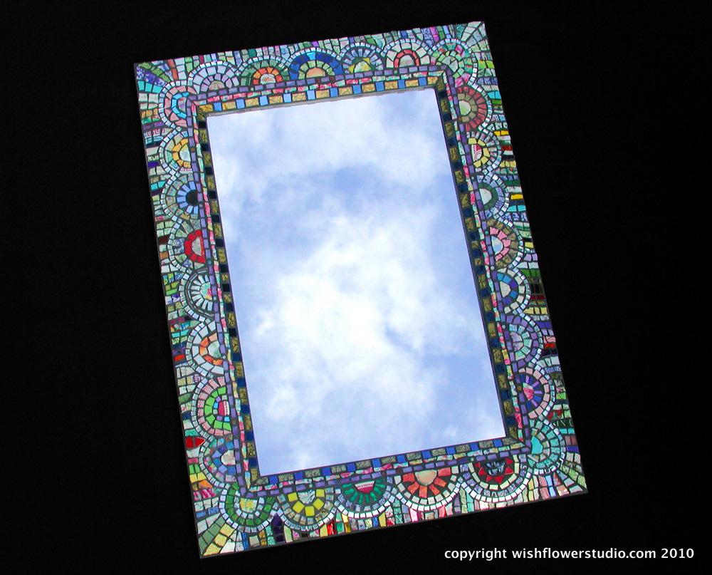 Pattern mirror