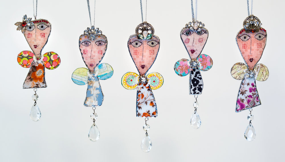 Fairyfly ornaments