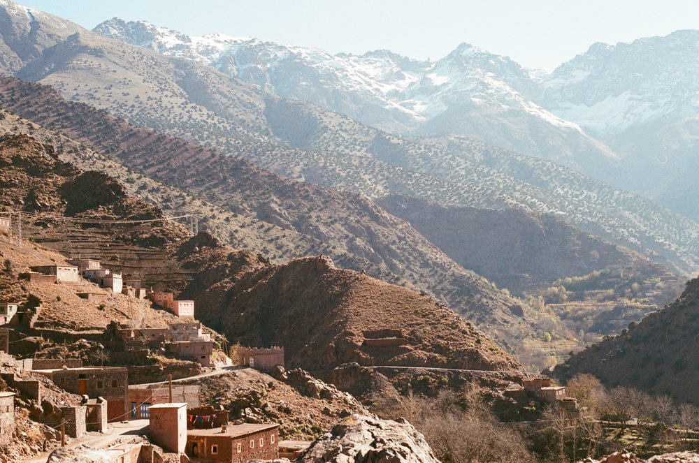 Atlas Mountains, 2017