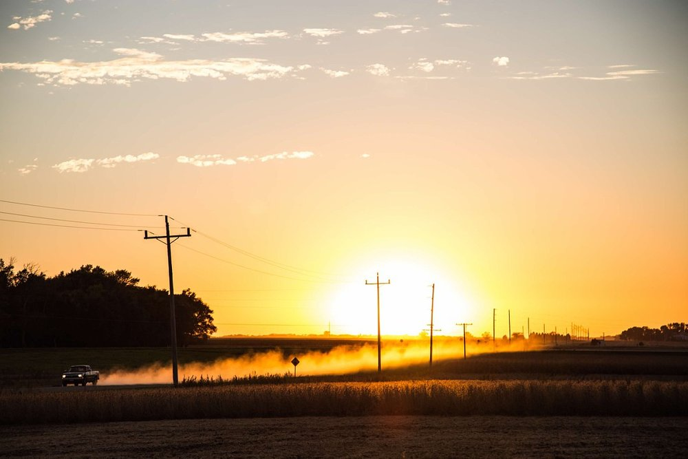 On Midwestern Farms, Clean Energy Grows - rural communities light the way