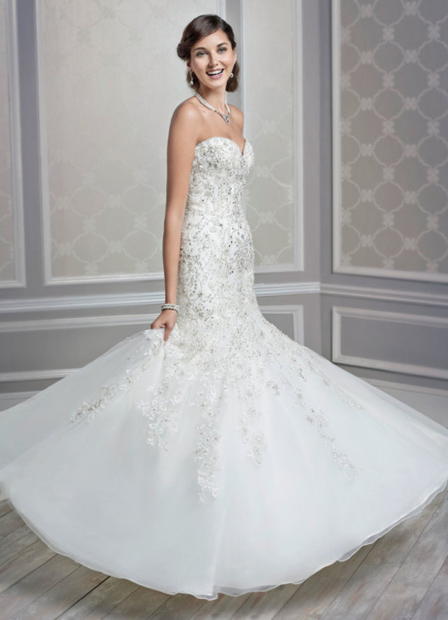 Highlights from our current Bridal Collection - Please click here