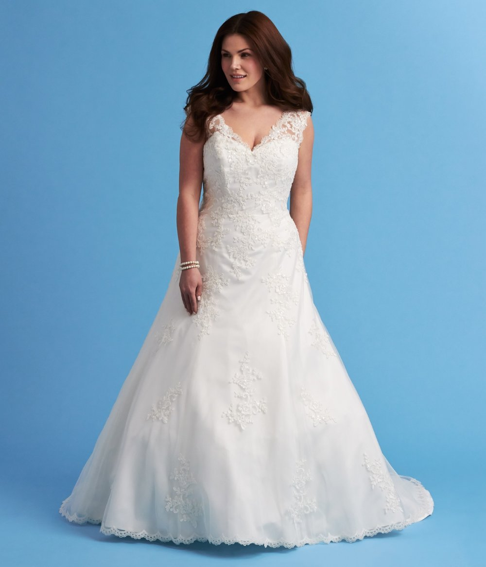 Plus Size Bridal Gowns in Calgary — Durand Bridal
