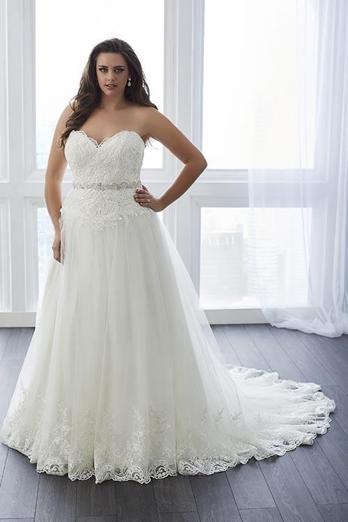 Plus Size Bridal Gowns In Calgary Durand