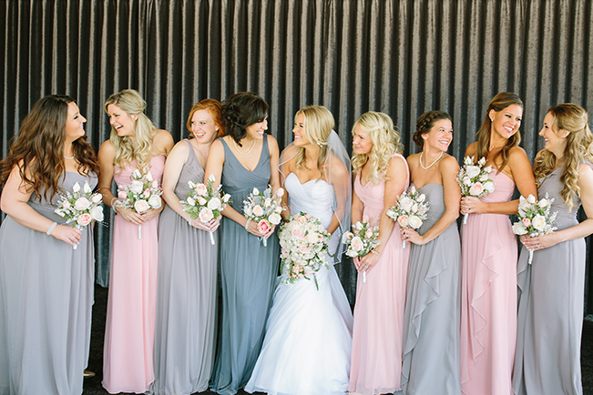 270baf47b1e8 How to choose the perfect bridesmaids dresses for your wedding ...