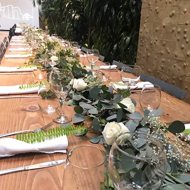It was a beautiful wedding on a rainy day #shinmicatering #koreancaterer #koreanfoodbuffet #millwickwedding #millwickla