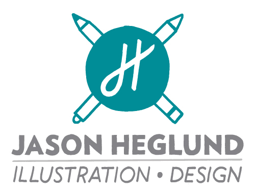 Jason Heglund: Creative Thinker, Illustrator, Designer
