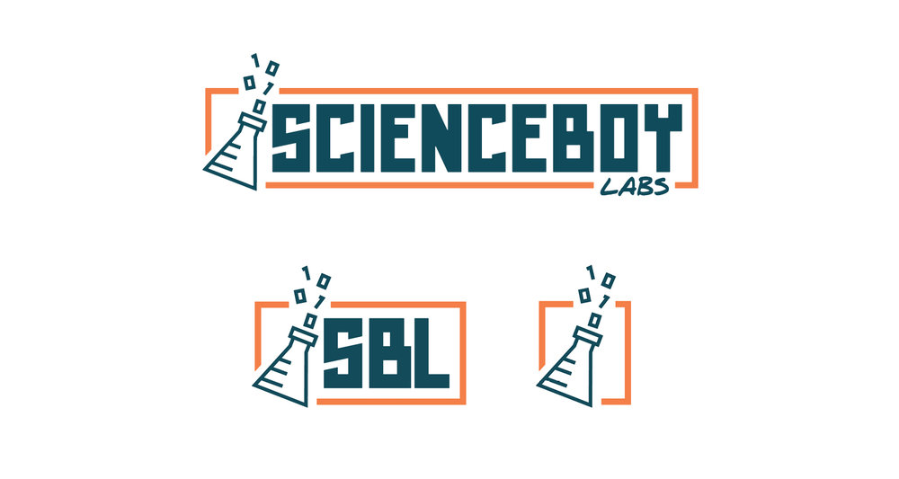 Scienceboy Labs Logo