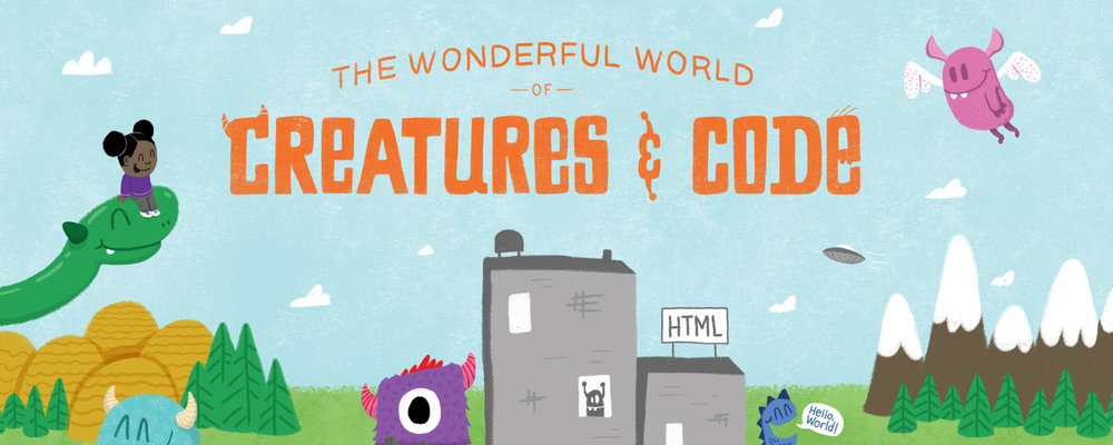 Creatures and Code Cover