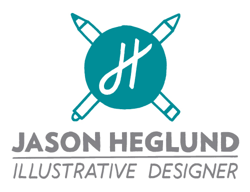 Jason Heglund: Illustrative Designer