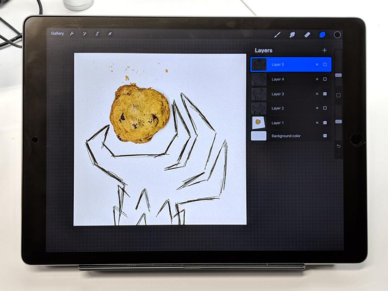 Step 6:  Sketch sketch sketch.