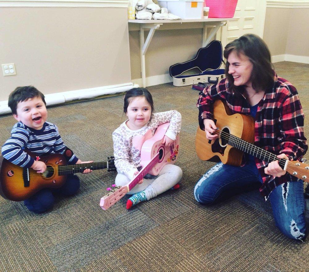 Bette and kids guitar.jpg