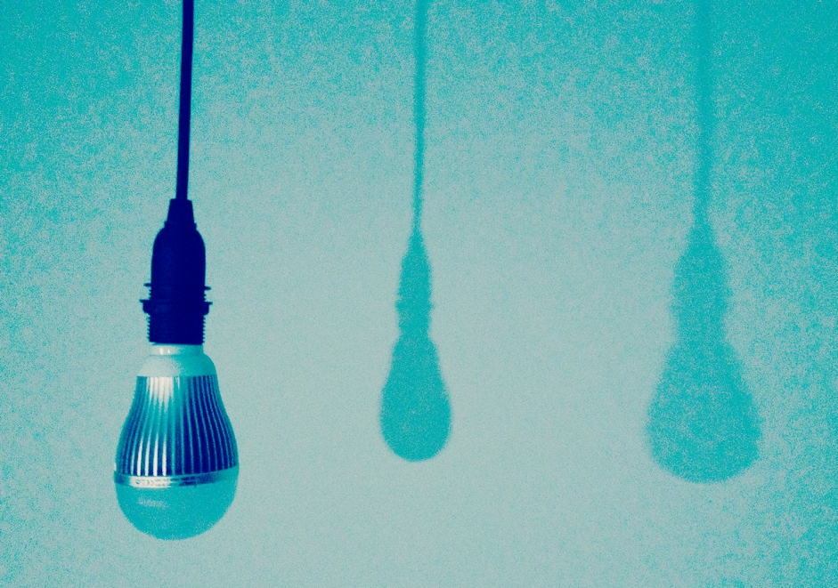 Who said a lightbulb couldn't be cool?