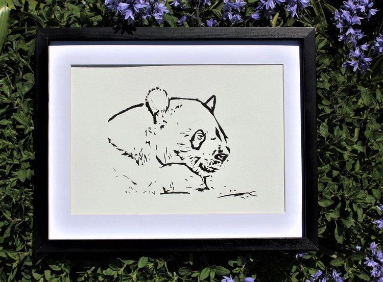 Panda — Papa G Prints