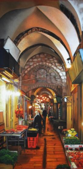 Indoor Market - Israel