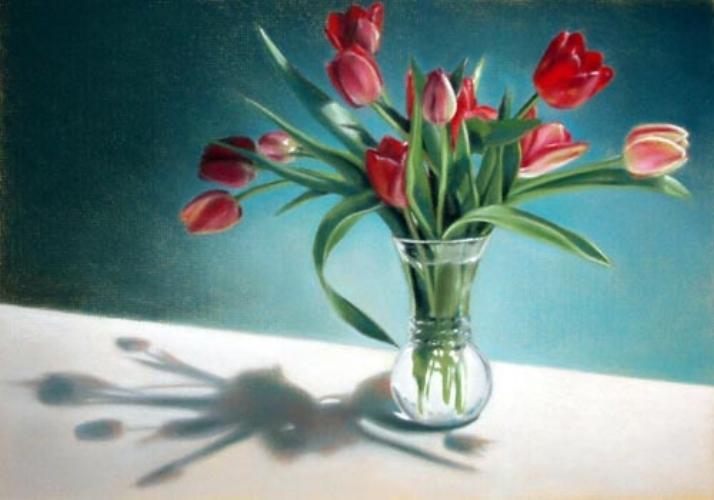 Tulips - pastel