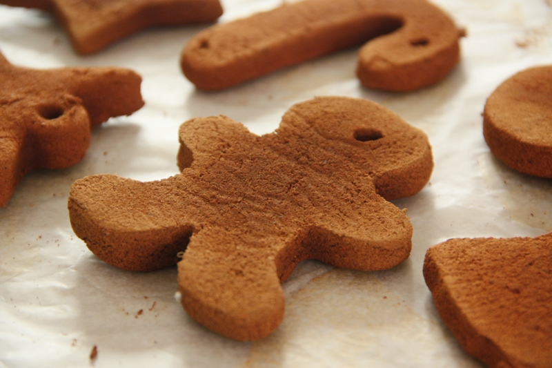 Cinnamon Ornaments Gingerbread photo by Jimmie on Flickr