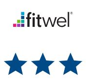 Fitwel, 3 Stars, 125-145 points, health, safety, Well certification
