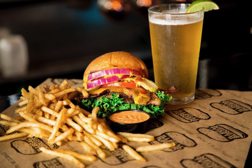 Illegal burger coupon