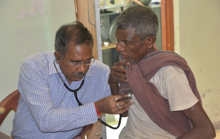 Medical Clinic in Sunderbans