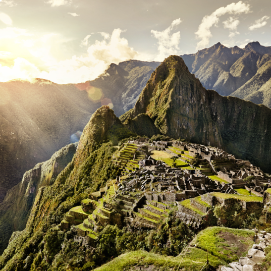Machu Picchu Expedition - Join Patrick for a super exciting expedition in Machu Picchu next year! He will take you exploring into the depths of your sub-conscious and finally into the infinite realm of SUPER CONSCIOUSNESS!