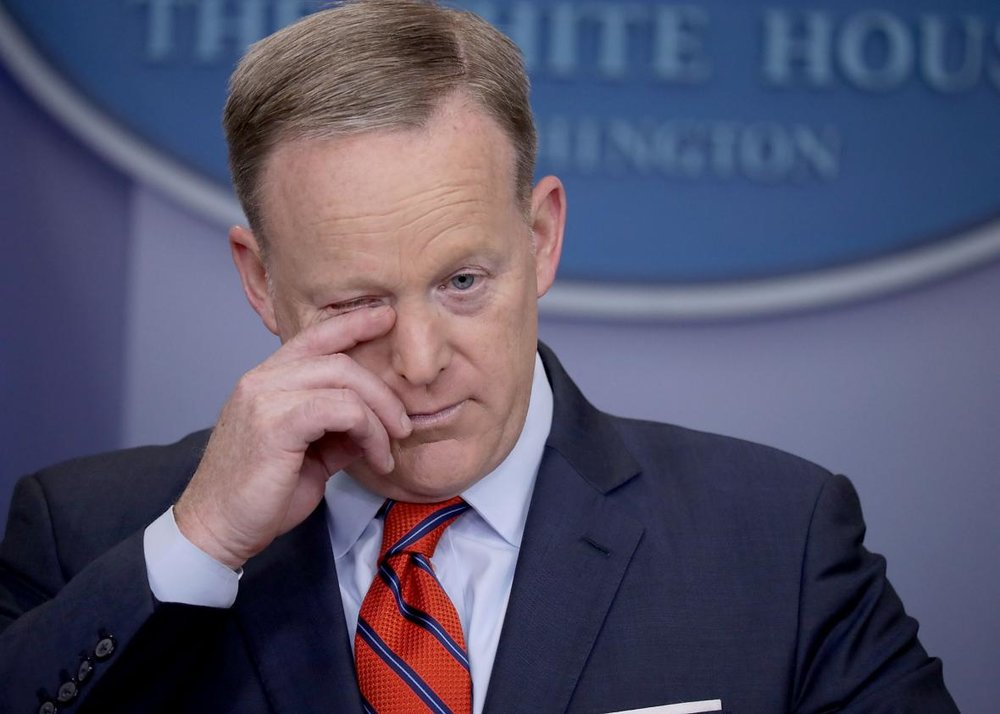 Lorenzo Ramos On Tuesday Sean Spicer the White House press secretary seems to have done what most politicians have done, which is forget history, countless years of mistakes, progress and human life spent to give us a guideline into what we should be doing which is bettering humanity.