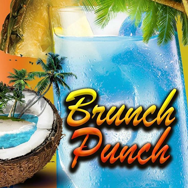 Introducing our newest concoction: Brunch Punch! Send your mind on a tropical vacation in just the first sip of this tropical cocktail. Only $3 during brunch hours!  #brunch #bestof417 #springfieldmo *Valid ID required. Must be 21+ older to drink.