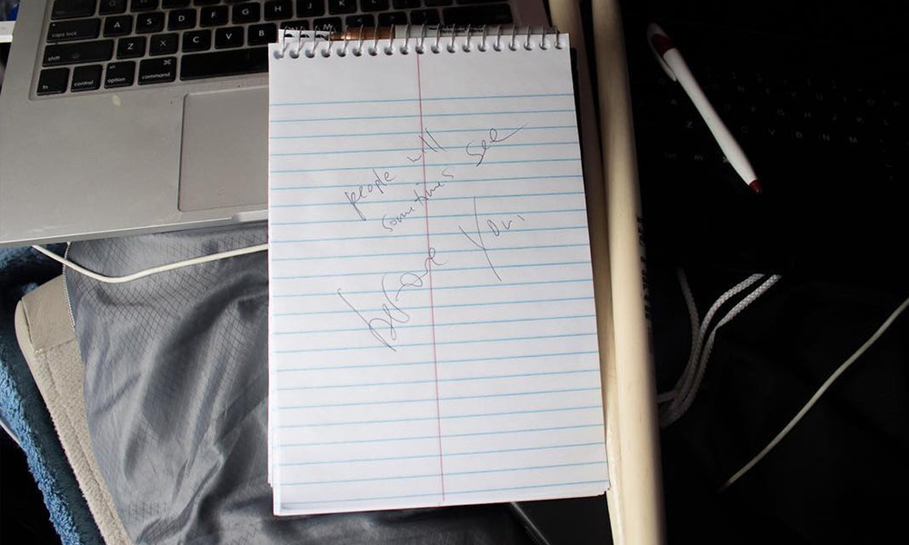 real time notes -