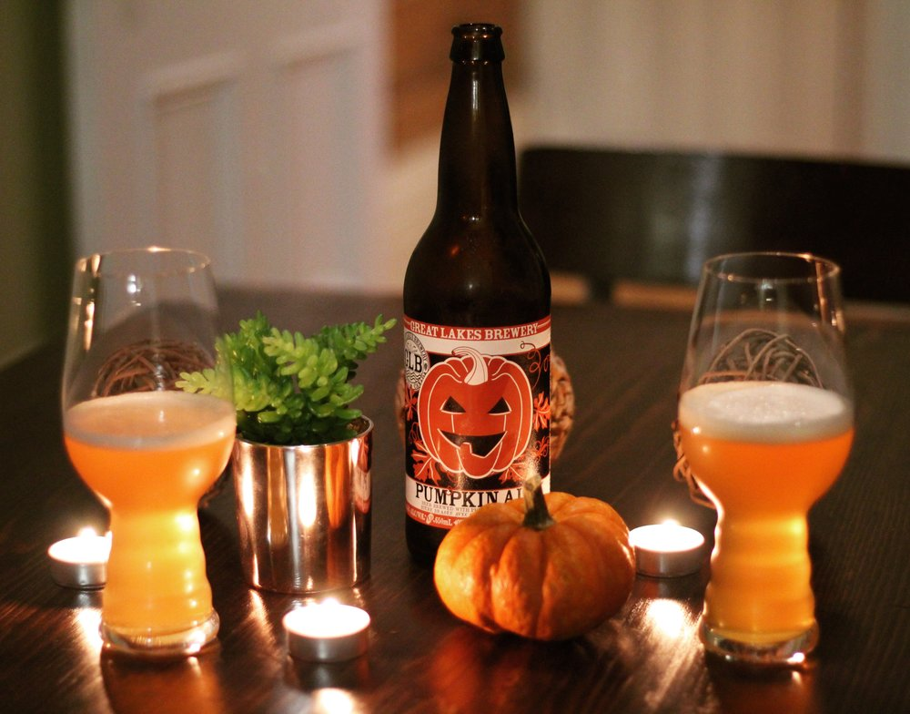Probably the most recognizable Pumpkin Ale in Ontario, from Great Lakes Brewery (Etobicoke, ON).