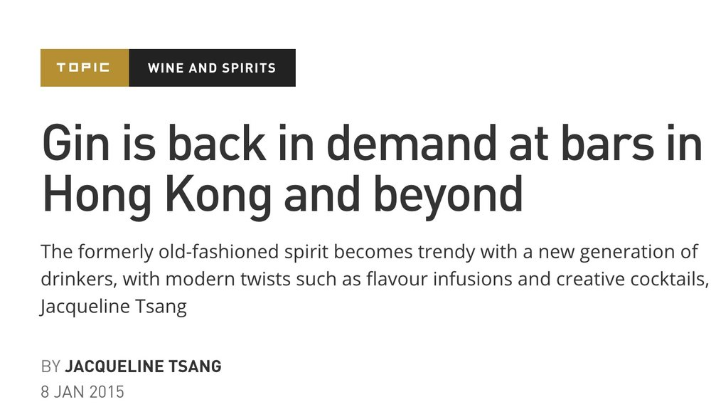 Style Magazine - Hong Kong