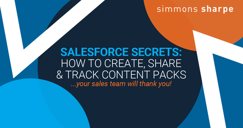 How to Create, Share & Track Content Packs in Salesforce