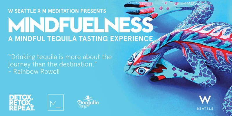 mindFUELness: A Mindful Tequila Tasting Experience