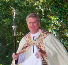 The Right Reverend Scott A Benhase - Bishop of Georgia