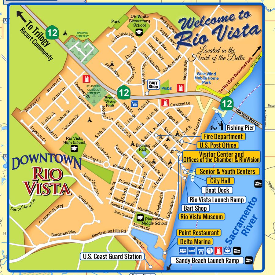 Rio Vista, CA
